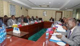 REREC hosts Energy Sector CEO's meeting